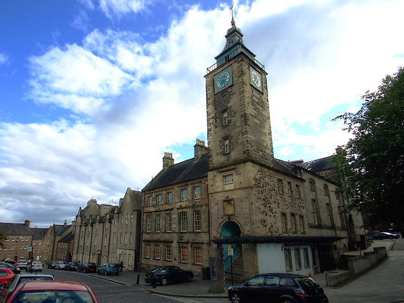 stirling tolbooth