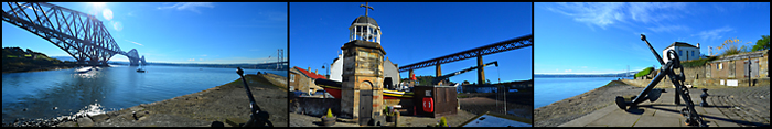 north queensferry harbour light tower-leiste