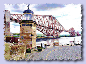 north queensferry harbour light tower-s